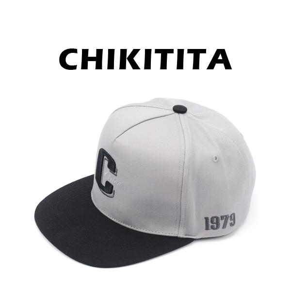 치키티타 모자 5PANEL SNAPBACK GEEK GRAY (CH6011 4) : 봄안경
