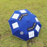 닥터후 타디스 3단 우산