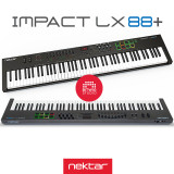 Nektar IMPACT LX88+, 마스터키보드, [Acorn masterkey 25 증정이벤트]
