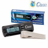 오아시스 디지털 온습도계 /원목악기 필수품 /Oasis OH-2