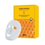 안티폴루션 허니마스크 (10매) ( 순면시트/ 수분공급 / 영양공급 / 보습 / 주름개선 / 피부보호 / 탄력증진 )