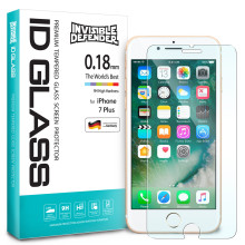 리어스 아이폰7플러스용 강화유리필름(1매입) ID GLASS 0.18mm