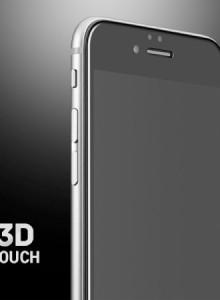 아이폰7/7플러스 3D 풀커버 올글라스 강화유리 필름