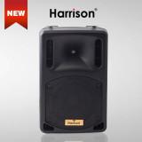 해리슨 이동식 앰프 프로페셔널 라우드 스피커 3C0810BWR - 최적의 사운드, 최고의 성능