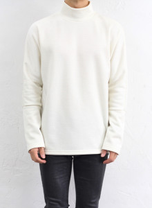 기모 목폴라 티셔츠 3color