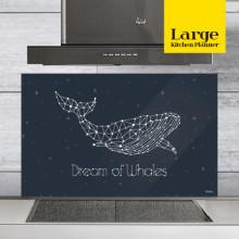 주방아트보드 키친플래너 / 고래의 꿈 / Large