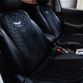 카픽스 자동차 열선시트 심플 블랙