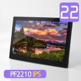 22인치 PF2210IPS 광고용모니터 1080P풀HD지원 DID 전자액자 동영상 재생 동영상광고 홍보용모니터 마트광고