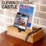 바이퍼럭스 클레버 차징캐슬 스윗 휴대폰 핸드폰 멀티충전기 멀티충전거치대