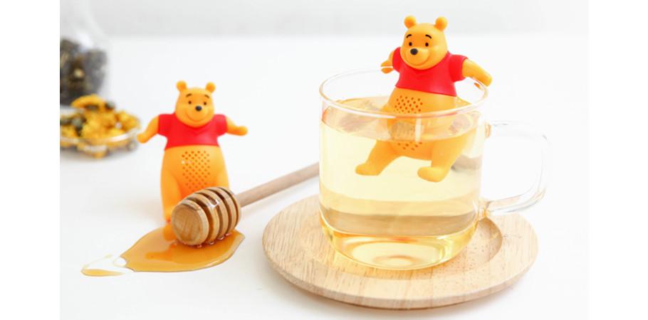 [KT&G 상상마당 디자인스퀘어] [Disney]Pooh Tea Infuser