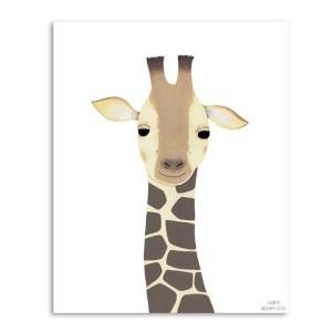 [Millim] Zoo_Canvas_Giraffe