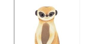 [Millim] Zoo_Canvas_Meerkat