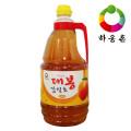 [하동장터] 구산농장 하동 대봉감식초 (1.8L)
