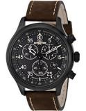 타이맥스 크로노그래프 시계 T49905D7 브라운 남성시계