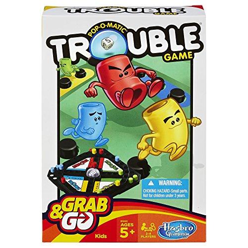 보드게임 Pop-O-Matic Trouble Grab & Go 게임 : 홍길동 - 네이버쇼핑