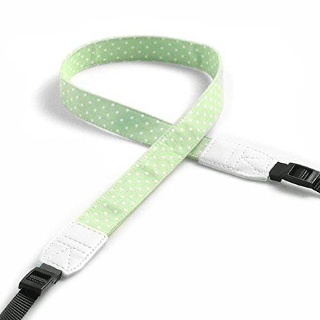 [해외][Mavota]Mavota Green Spot Camera Shoulder Neck Strap Camera Belt For Canon Nikon Olymp/364166 : 월드바이어 - 네이버쇼핑