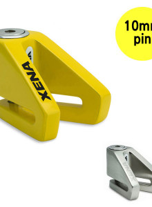 제나락 X3-Y 옐로우 오토바이락 도난방지 자물쇠 디스크락