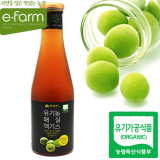 [이팜] 유기농매실엑기스(660g)