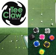 스윙 & 얼라인먼트 연습도구 트레이너 티클로 (Tee Claw) 티크로 Teeclaw