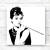 오드리햅번 티파니에서아침을 앞모습디자인 P0204 인테리어 액자 [Audrey Hepburn]