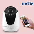 네티스 NC130PRO 스마트한 IP CCTV 카메라/HD130만화소/간단설치/PIR+센서/무선 연결 가능