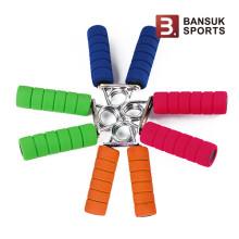 [반석스포츠] 휴대용 컬라악력기 2개 세트/근력강화/운동기구/아령/헬스기구