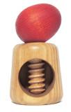 [고은재 본점] 수제 계란형 호두까기 인형 빨강색 大