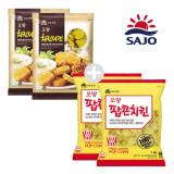 사조오양 치킨너겟 1kg 2봉/ 치킨텐더/팝콘치킨/만두