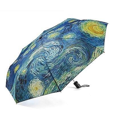 수입 우산 MoMA Museum of Modern Art The Original STARRY NIGHT Collapsible Umbrella : 조나샵 - 네이버쇼핑