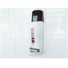 비닐봉지디스펜서 봉투보관함 비닐봉지보관함 벽걸이봉지보관함