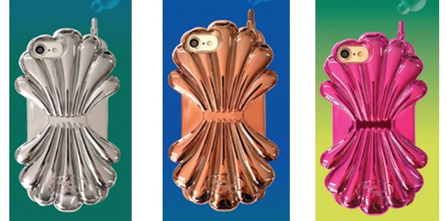 [KT&G 상상마당 디자인스퀘어] [위글위글] Shell Phone - Metal Series (아이폰 7)