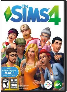 PC 심즈4 Sims4 본편 오리지널 오리진코드 이메일 발송