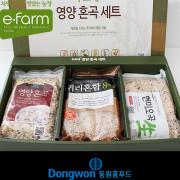 [이팜] [2017설](D-2예약) 건강 잡곡세트 4호 2.4kg