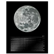 [Basic] Moon calendar 포스터