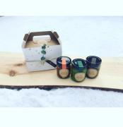 [요리도우미 수제소스 3종 세트] 양파발사믹 + 가지토마토 + 바질페스토 / 파스타 소스/ 볶음밥 소스/ 샌드위치 소스 /포장비,아이스박스포함