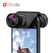 [올로클립] 아이폰7/7+ 코어렌즈 3in1 어안 접사 셀카