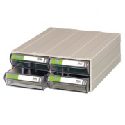 (중앙브레인) CA504-2부품박스/칩박스/파일케이스