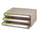 (중앙브레인) CA525-2부품박스/칩박스/파일케이스