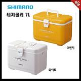 시마노 LC-007L 레져쿨러7 아이스박스/소형미니쿨러
