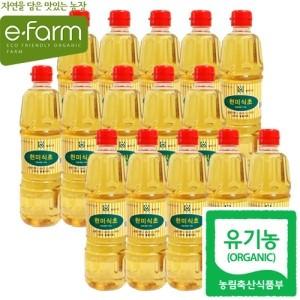 [이팜] 한삶현미식초(900ml)_1박스(15개)