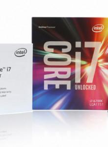 [국내3사정품] 인텔 코어i7-6세대 스카이레이크 6700K 4시까지입금시당일발송