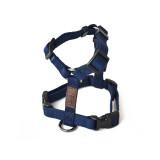보듬 가슴줄 | 강형욱 훈련사 사용 제품 | H형 가슴줄 | 반려견 강아지 가슴줄 솔리드 컬러[SOLID COLOR]