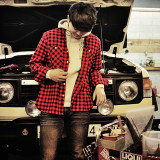 MOHENIC CHECK SHIRT SH701