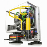 써멀테이크 Core P3 SE Snow Edition - Mid Tower Chassis 아스크텍