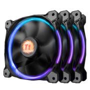 써멀테이크 Riing 12 LED RGB 256 Colors (3 Fan Pack) 아스크텍