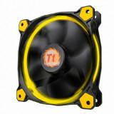 써멀테이크 Riing 14 LED Fan-Yellow 아스크텍