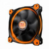 써멀테이크 Riing 14 LED Fan-Orange 아스크텍
