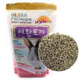 재롱이 울트라 프리미엄 알파파 토끼사료 1kg (어린토끼/기니피그/친칠라 사료)