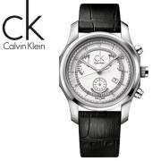 캘빈클라인시계 K7731120 가죽시계