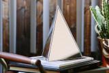 [KT&G 상상마당 디자인스퀘어] THE MIRROR-TABLE / 삼각 입체 거울